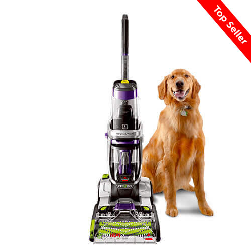 Bissell Proheat 2x Revolution Pet Pro 1986 Carpet Cleaning